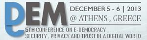 eDemocracy2013